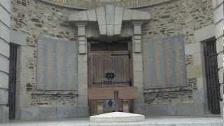 Saint-Lo France  city photo : War Memorials, Saint Lo, France.