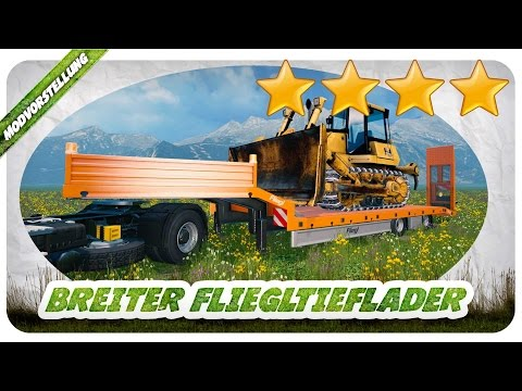 Wide Fliegltieflader v1.2