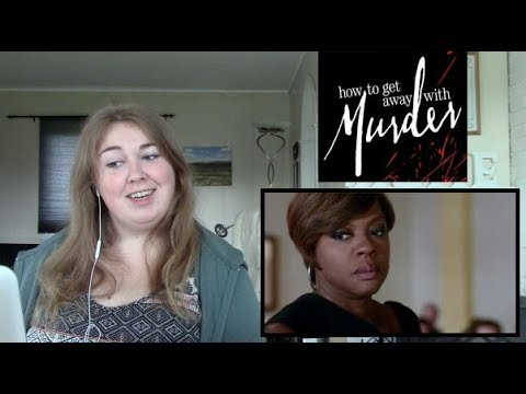 How to get away with murder season 1 episode 8 REACTION He has a wife