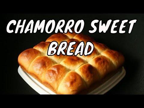 Chamorro Sweet Bread or Chamorro Sweet Rolls