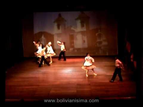 Ballet Folklorico de Bolivia- Huayño
