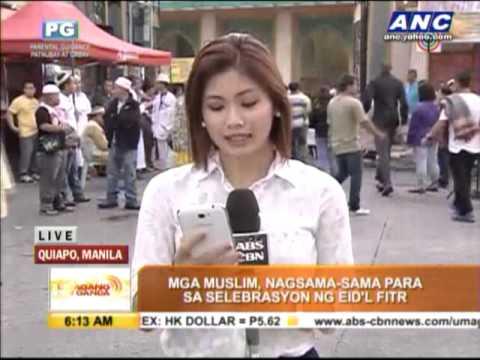 Video Filipino Muslims mark end of Ramadan download in MP3, 3GP, MP4, WEBM, AVI, FLV January 2017