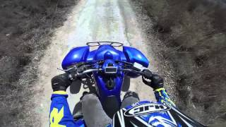 4. MaksWerks Reviews - 2004 Yamaha Raptor 660R Review @ Hidden Falls