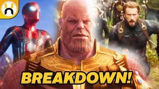 Avengers: Infinity War Official Trailer BREAKDOWN