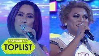 Video Kapamilya Toplist: 15 wittiest and funniest contestants of Miss Q & A Intertalaktic 2019 - Week 3 MP3, 3GP, MP4, WEBM, AVI, FLV November 2018