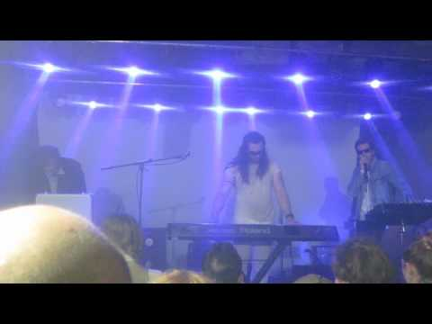 ANDREW W.K. + NATE YOUNG + TWIG HARPER @ TRIP METAL FEST