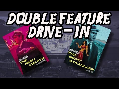 Double Feature Drive-In: The Night Stalker & The Night Strangler