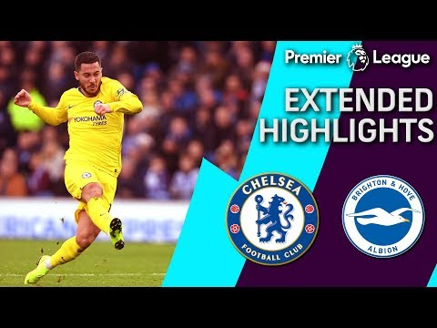 Video: Chelsea v. Brighton | PREMIER LEAGUE EXTENDED HIGHLIGHTS | 12/16/18 | NBC Sports