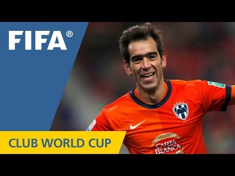 over - Ulsan Hyundai - Monterrey, FIFA Club World Cup Cup Japan 2012: An impressive performance by the CONCACAF champions saw them gatther hree goals and only a biz...