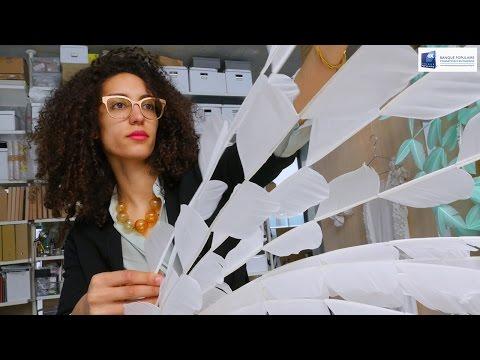 Janaïna Milheiro, artisan designer textile