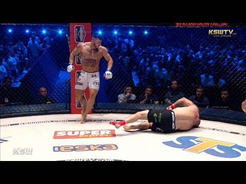 KSW 44: Erko Jun nokautuje Oświecińskiego