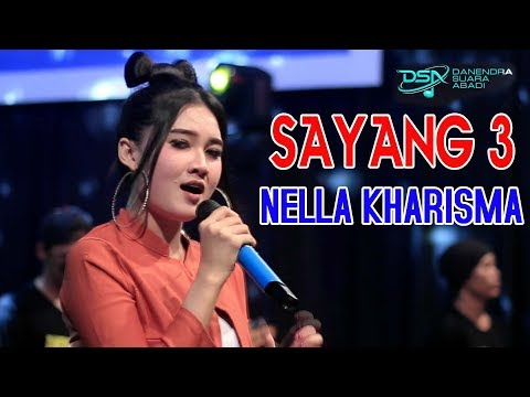Video Nella Kharisma - Sayang 3 [OFFICIAL] download in MP3, 3GP, MP4, WEBM, AVI, FLV January 2017