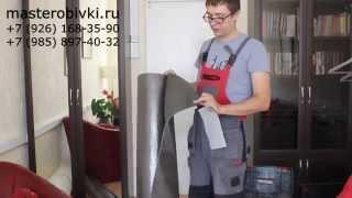 Шумоизоляция железной двери в квартире
