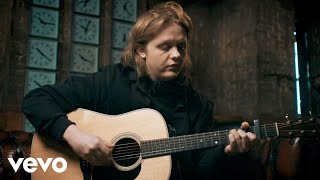 Lewis Capaldi - Someone You Loved (Live - Acoustic Room/LADbible)