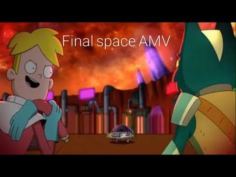 Final space [AMV] Discord