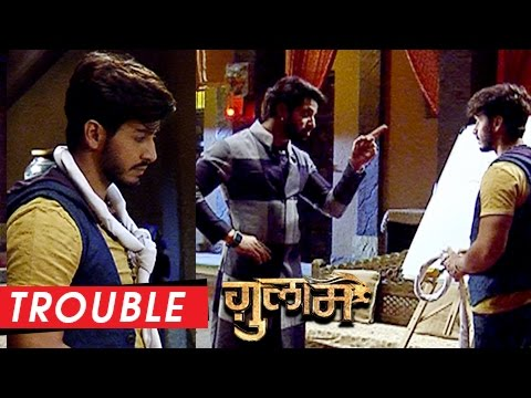 Veer Gives Deadly Challenge To Rangeela | Ghulaam