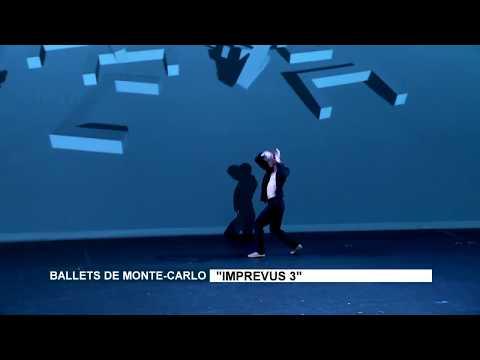 """Ballets de Monte-Carlo: """"Imprévus 3"""""""