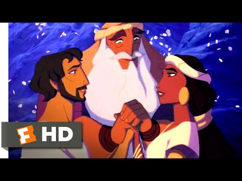 The Prince of Egypt (1998) - Through Heaven's Eyes Scene (3/10) | Movieclips