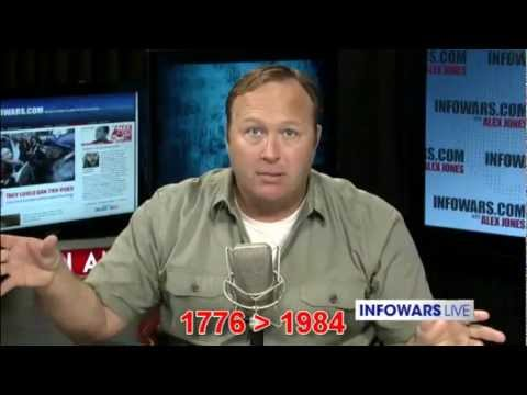 The Alex Jones (full) Show for Friday the 22nd Day of March 2013