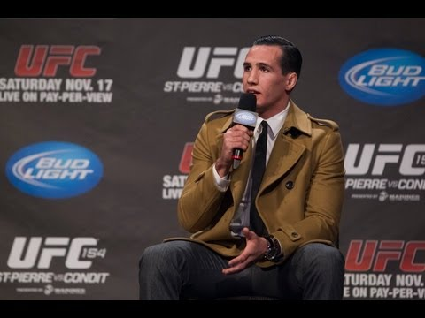 Rory macdonald - Rory MacDonald talks about his upcoming fight against B.J. Penn, his eye injury, if he would fight Georges St-Pierre and much more during a UFC 154 Q&A sessi...