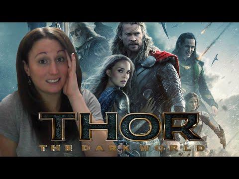 Girl Who Has Never Seen Avengers, Part 8 (THOR: THE DARK WORLD)