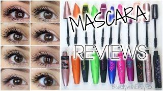 Video Mascara Reviews || BEST & WORST || Mostly Drugstore + EYE PICTURES MP3, 3GP, MP4, WEBM, AVI, FLV April 2018