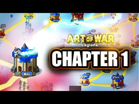 How To 3-Star Level 20 (Chapter1) In Expedition | Art of War: Legions