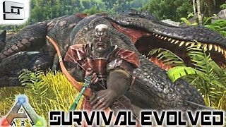 ARK: Survival Evolved - TREX and TAMING!!! E7 ( Gameplay )
