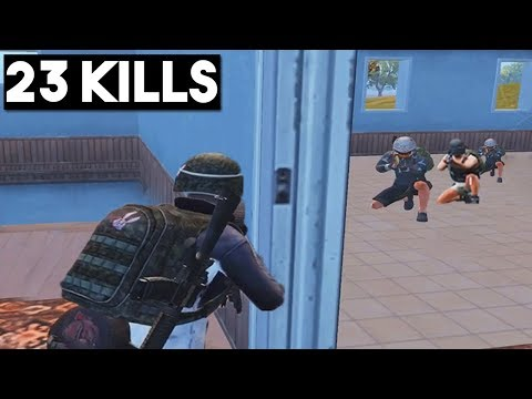 PLAYING SUPER AGGRESSIVE! | 23 KILLS SOLO Vs SQUAD | PUBG Mobile 🐼