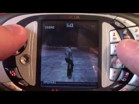 Tony Hawks Pro Skater - Nokia NGage