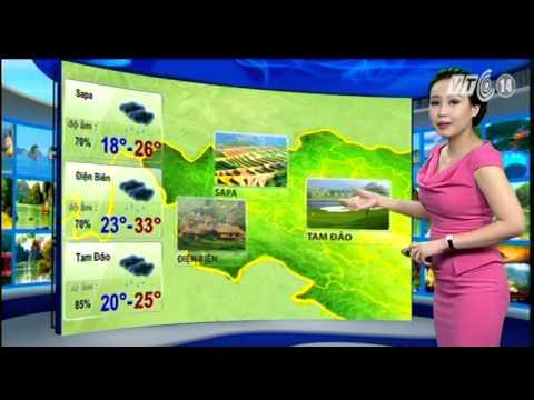 VTC14_Thời tiết Du lịch ngày 20.7.2014