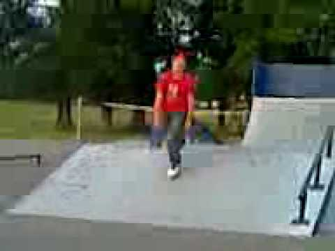 searcy Skatepark cj hill backflip