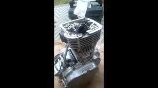 10. Suzuki savage ls650 engine