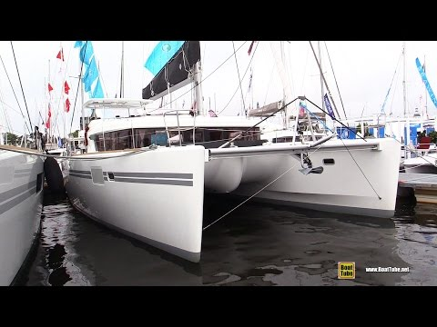 video of Lagoon 450