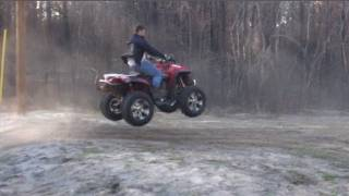 5. PUNISHMENT TIME - 2012 CAN AM OUTLANDER 1000XT & RENEGAGE 800R