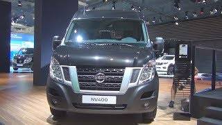 3. Nissan NV400 L2H2 dCi 170 6MT Panel Van (2019) Exterior and Interior