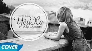 Vũ Cát Tường - Yêu Xa Acoustic Cover by Rhy Male Version -------------------- P/s: For you! -------------------- Mp3: http://goo.gl/Mysh4n Follow me: https:/...
