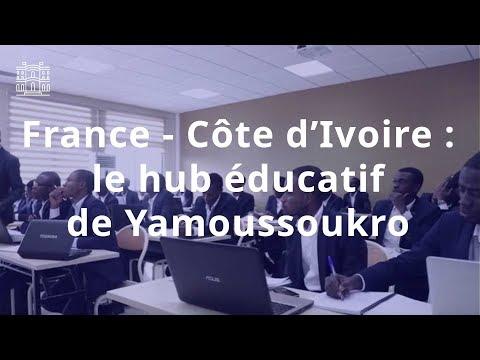 Le Hub régional franco-ivoirien pour l'éducation a pour objectif de permettre de passer son diplôme français en Côte d'Ivoire.