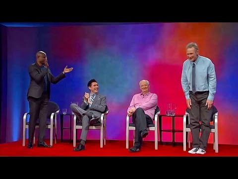 Whose Line is it Anyway never stops delivering.