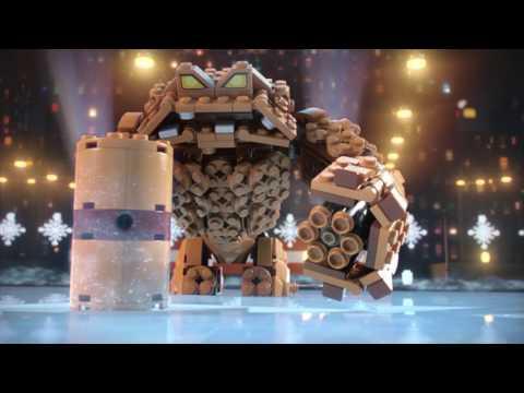 Конструктор Атака Глиноликого - LEGO BATMAN - фото № 9