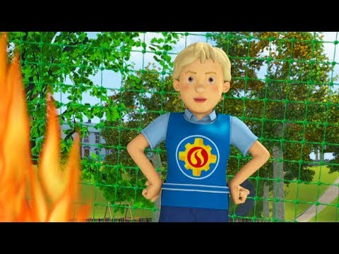 Fireman Sam US New Episodes HD   Fiery Soccer - Penny the soccer player 🚒 🔥 Videos For Kids