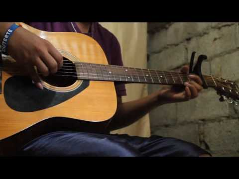 (WITH TABS) Little Mix ft Jason Derulo - Secret Love Song fingerstyle guitar cover