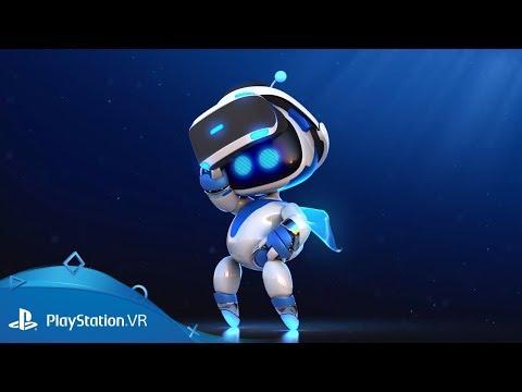 ASTRO BOT: Rescue Mission   Анонсирующий трейлер   PlayStation VR