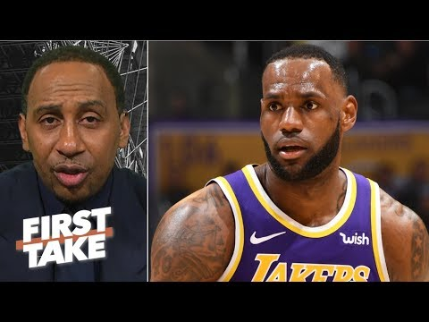 "Michael Jordan's assassin mentality means LeBron-MJ debate 'never existed"" - Stephen A. 
