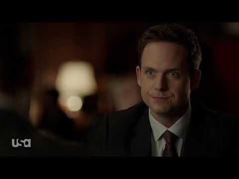 Suits S9 E09 - Harvey ruins friendship with Mike