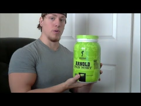 Honest Review of Arnold's new Protein by MP Pt. 2