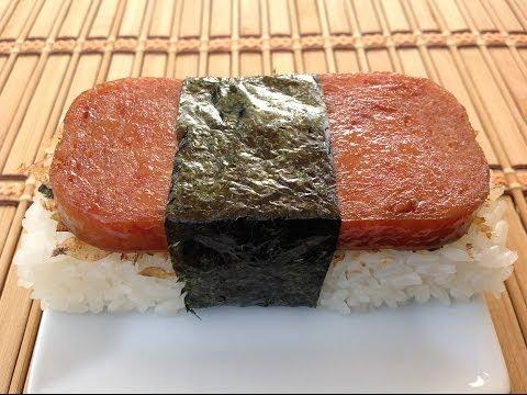How To Make Hawaiian Spam Musubi-Comfort Food Recipes