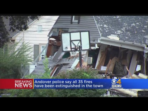 Lawrence Home Destroyed In Explosion