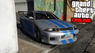 Nonton GTA ONLINE - FAST AND FURIOUS SKYLINE Film Subtitle Indonesia Streaming Movie Download