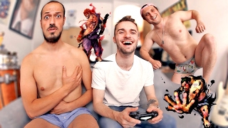 Video STRIP FIGHTER Feat : Squeezie MP3, 3GP, MP4, WEBM, AVI, FLV Agustus 2017